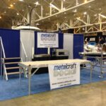 Mid American Boat Show Booth