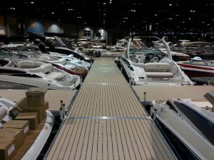 Boat Show 2016 - Display Platforms