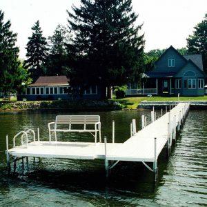 Metal Craft Docks Aluminum Docks
