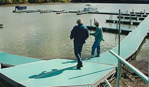 floating docks, marina dock systems
