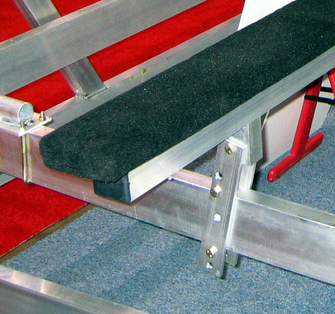 Bunks for heavy boats