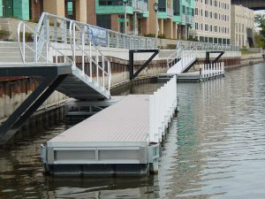 Milwaukee River Aluminum Ramp