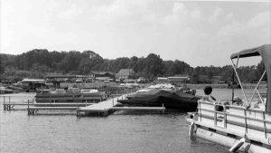 Apple Valley aluminum docks