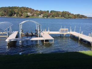 Lake Mohawk Docks and Lifts