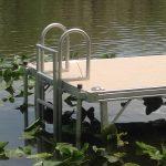 Aluminum Dock Ladder
