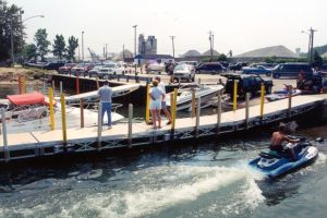 Fairport Harbor Docks and Lifts