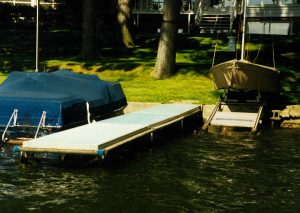 Portage Lakes Docks and Lifts