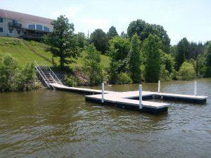 Lakes We Service | Metal Craft Docks