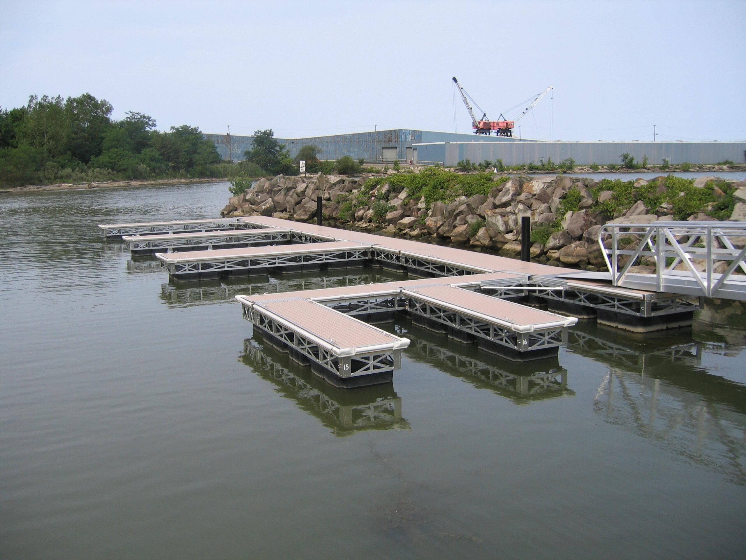HDF Docks