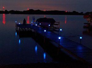 Solar Dock Lites